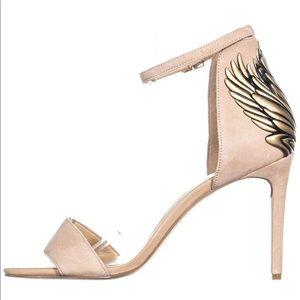 Katy Perry Alexann dress sandals in Blush/Nude